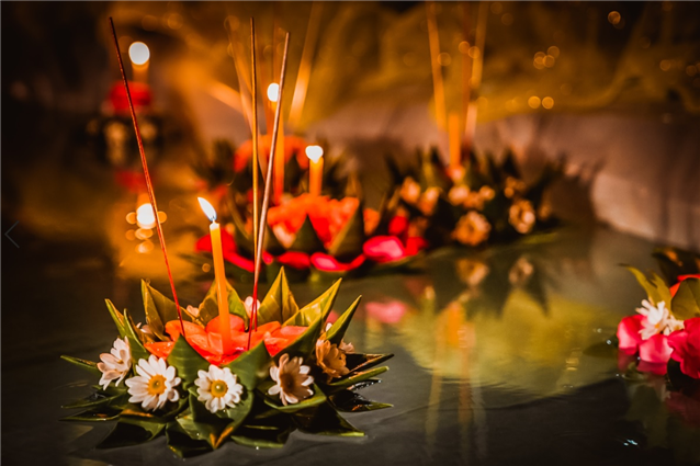 A Loy Krathong Feast to Remember