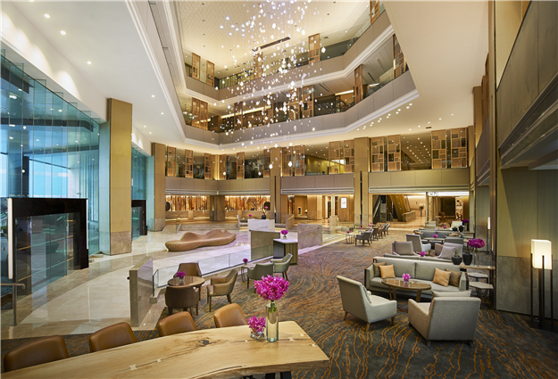 Web exclusive: Complimentary late check-out - Amari Watergate Bangkok