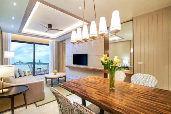 Experience the New Amari Suites - Amari Pattaya
