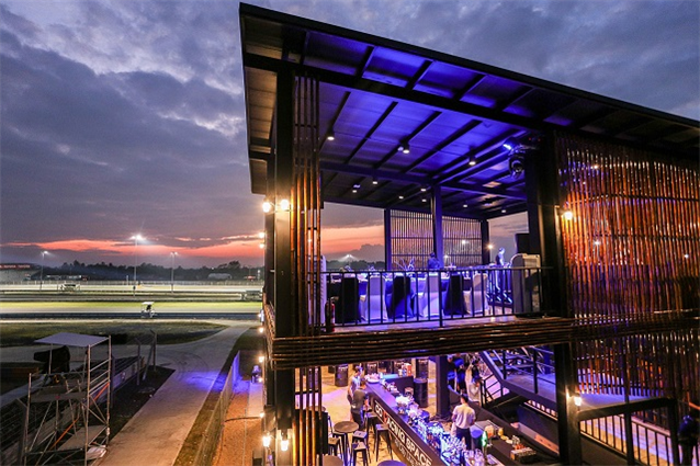 Co-Racing Space Event (Room & Lounge Package with 3 nights stay)