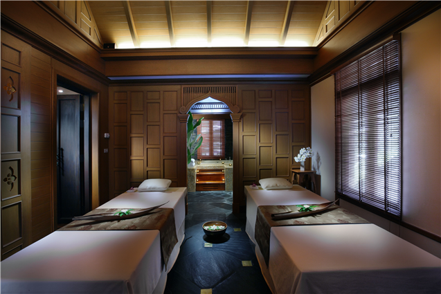 Only here: Complimentary signature Mood Massage