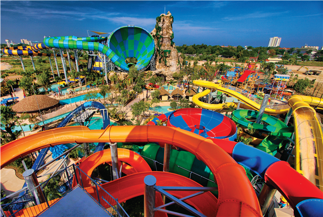 Water Jungle Park Holiday Package