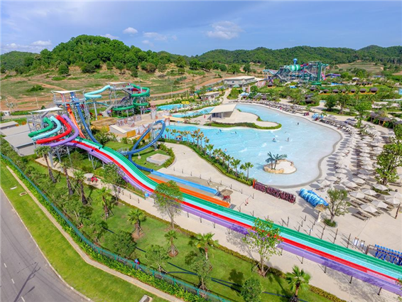 Ramayana Water Park Package